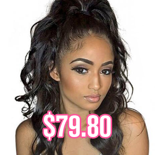Beautyforever Malaysian Curly Hair Lace Frontal Closure With 4Bundles