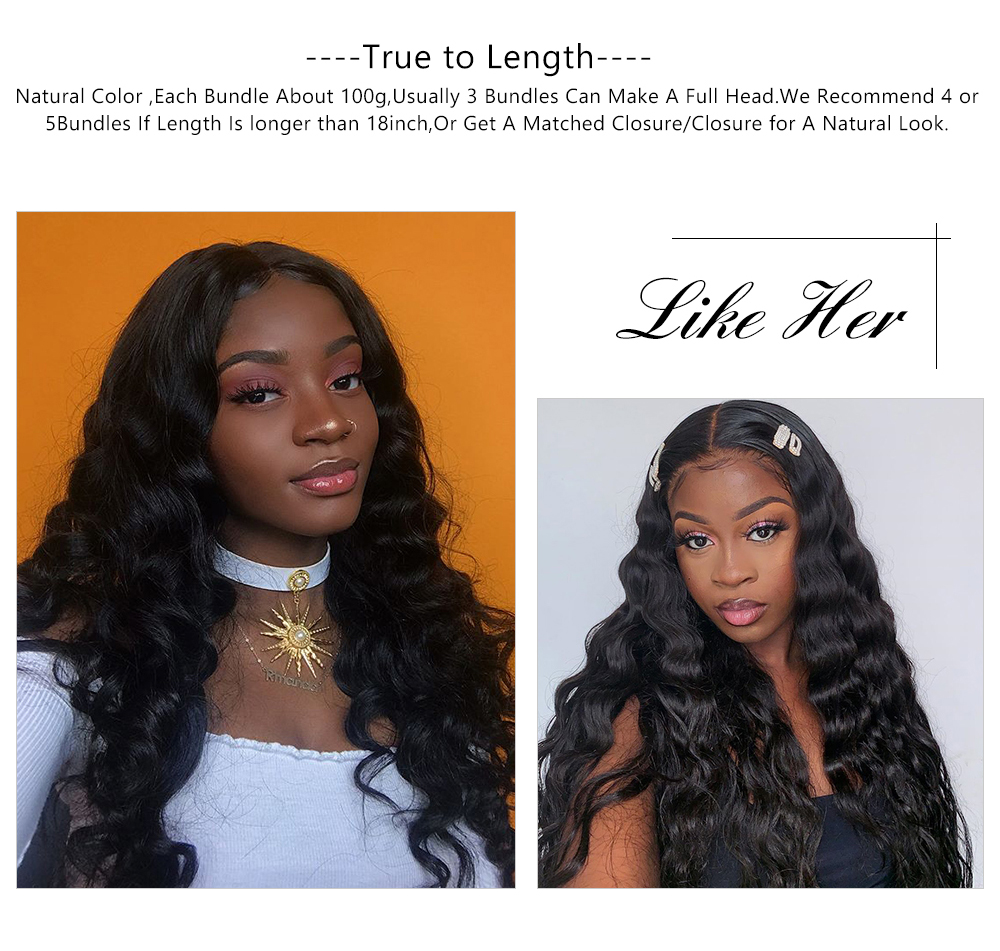 loose deep 4x4 lace closure