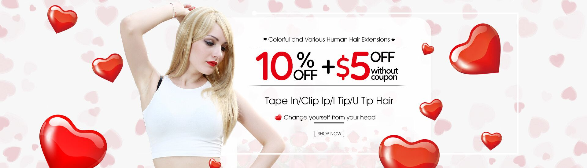 Beauty And Hair Why Choose U Tip Hair Extensions