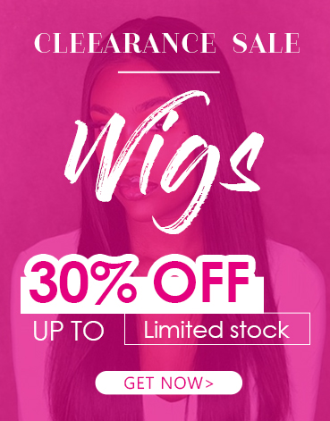 clearance wigs