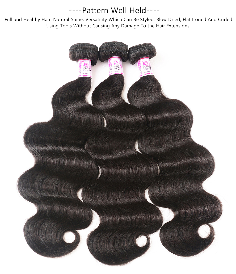Body wave 3bundles human hair
