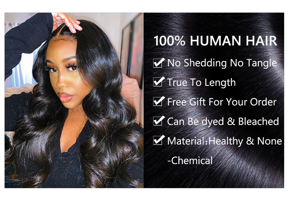 Body wave 3bundles huaman hair