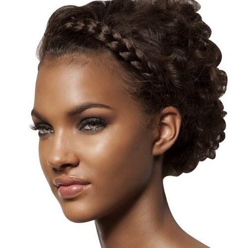 african american hairstyle lace braids