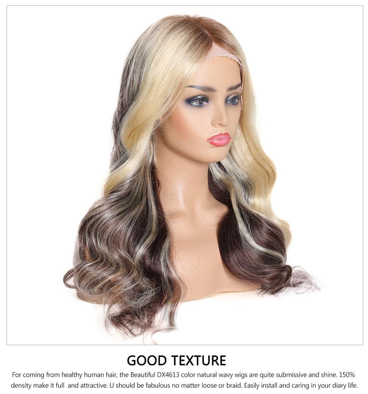 natural wave hair wig