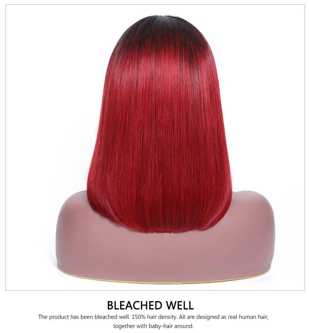 bob hair weave