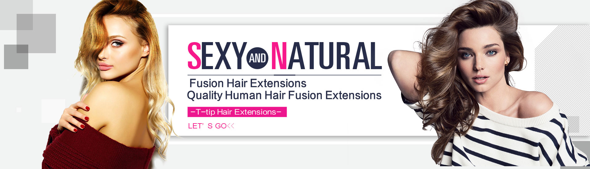 Remy Hair Extensions promotion