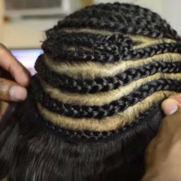 sew in hair weave
