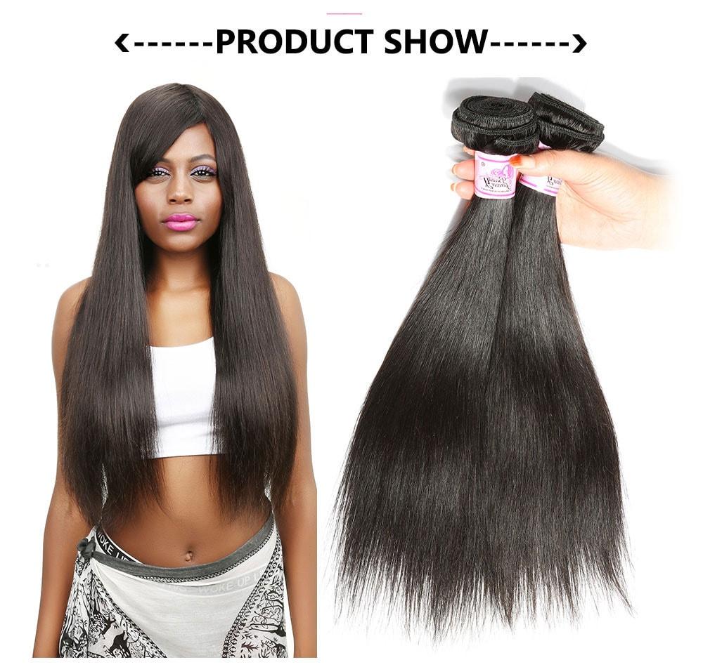 virgin brazilian straight hair