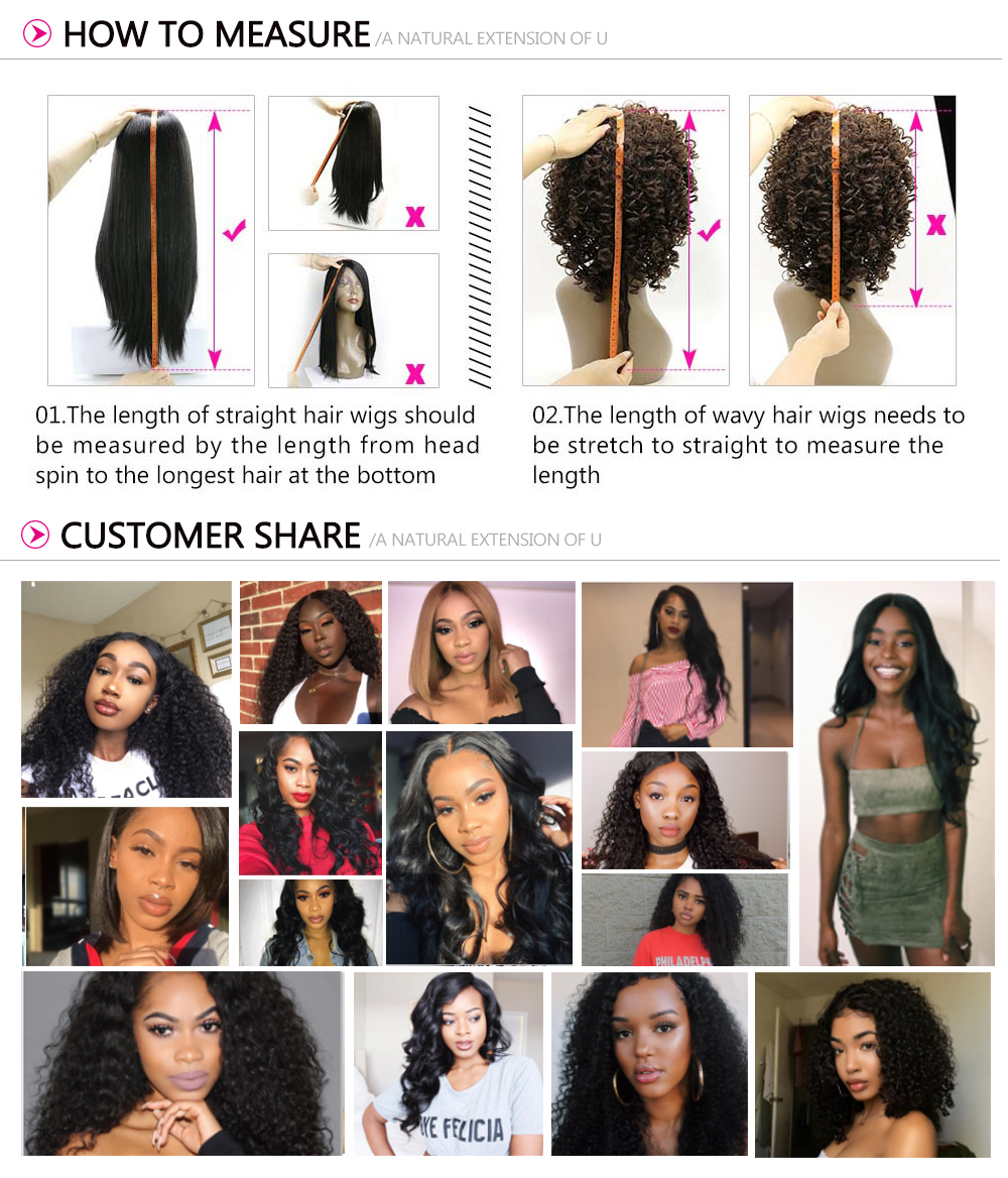 360 Lace Frontal Long Water Wave 150% Density Human Hair Wigs