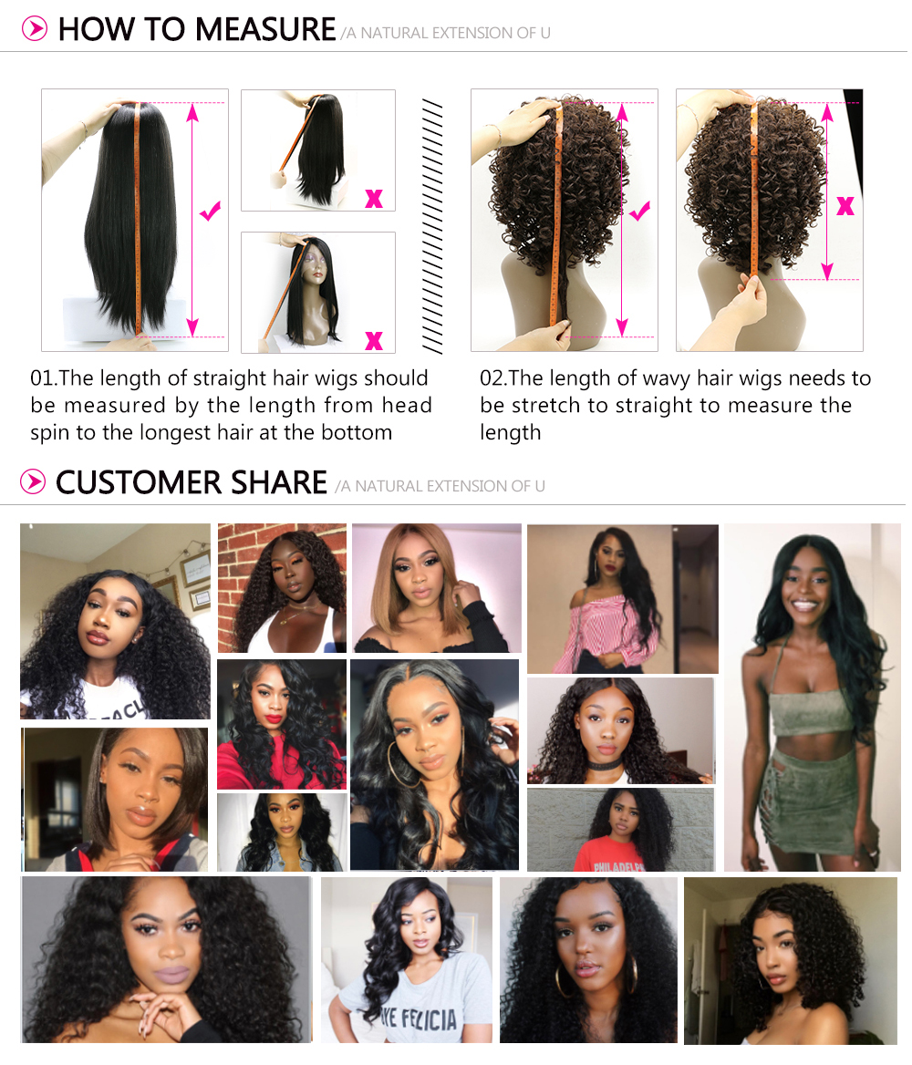 lace front jerry curly human hair wigs