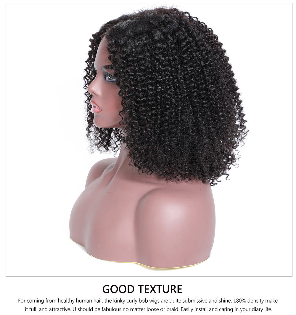 kinky curly wigs for women