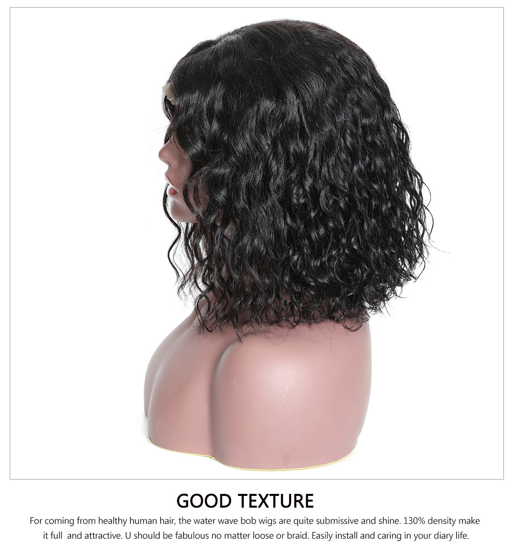 water wave human hair