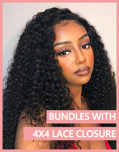 4x4 lace frontal