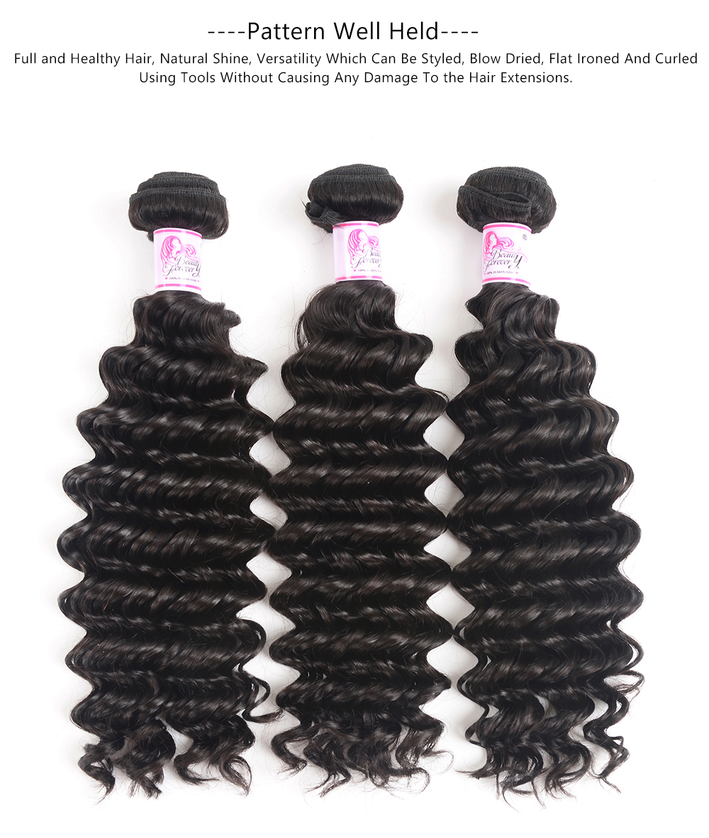 Deep Wave Bundles Human Hair Wave