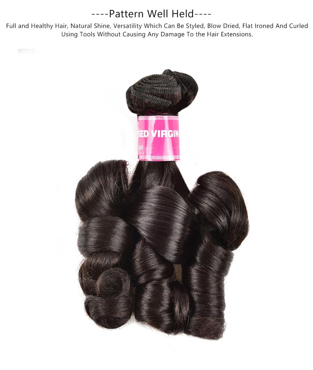 Funmi Curly human hair wave