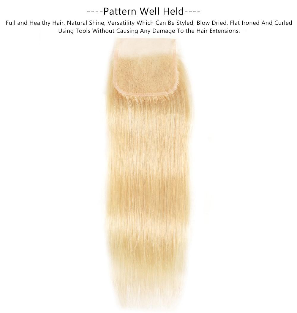ombre blonde lace closure