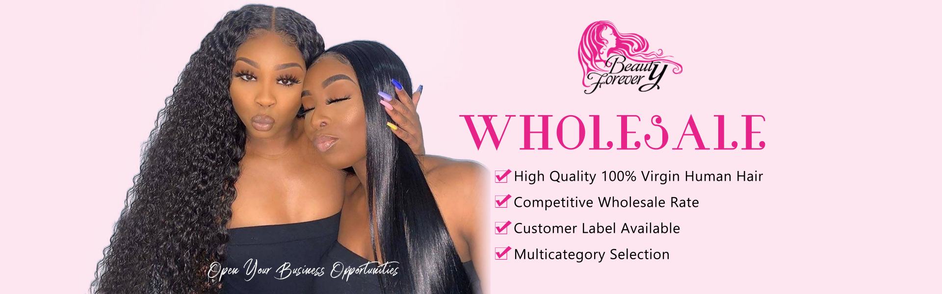Wholesale beautyforever Hair