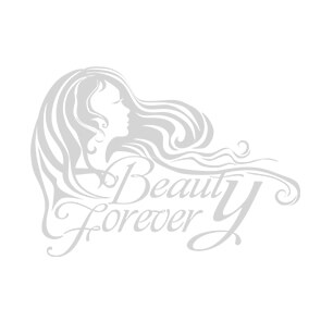 Beautyforever Straight Human Hair 4Bundles With Free Part Transparent 4x4 Lace Closure